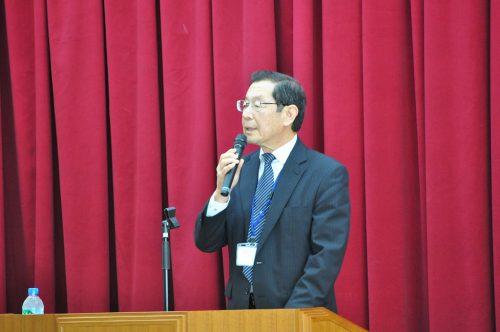 第3部講師の山本隆氏