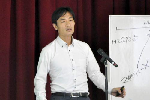 講師の糀谷氏