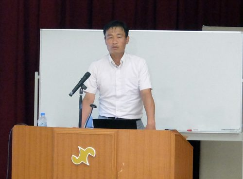 講師の糀谷博和氏